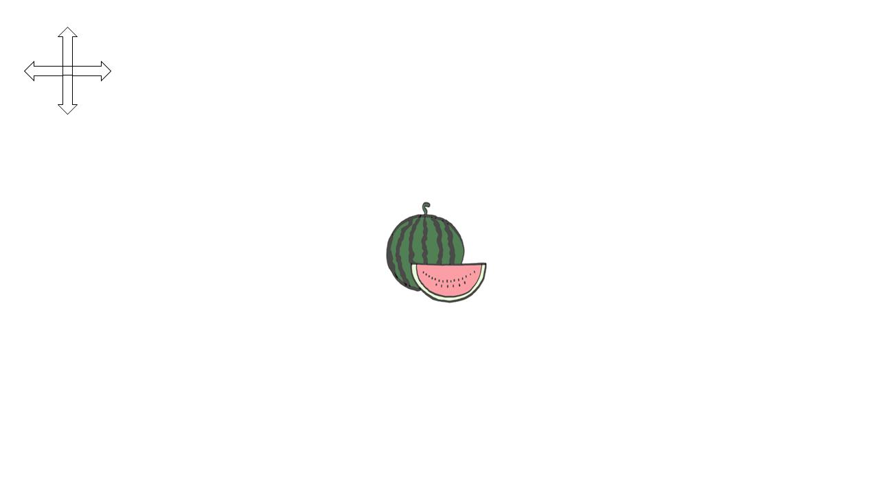 A031[TUP]WatermelonExpandPressed