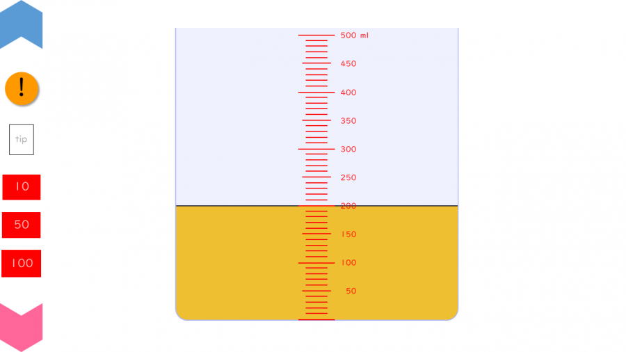 04026[数学]分解計量カップ