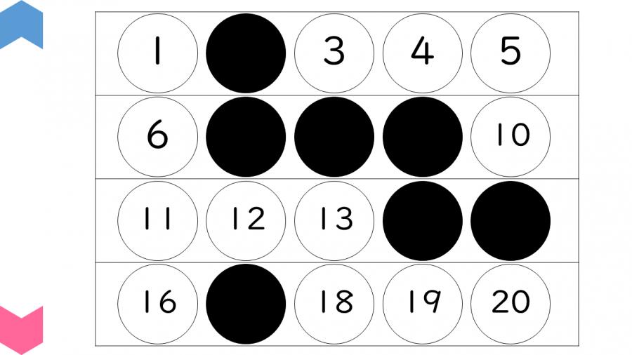 04055[算数]数取りゲーム