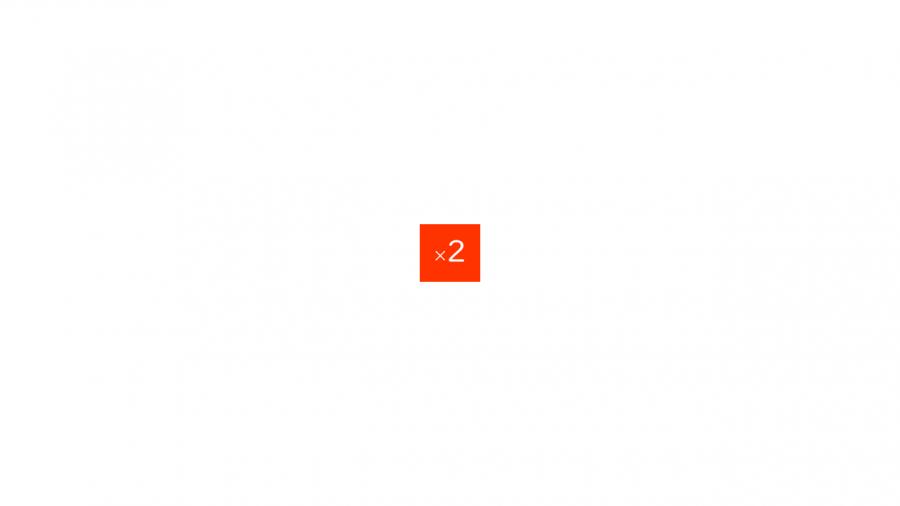 A010[TUP]押すと2回OnOffできる四角