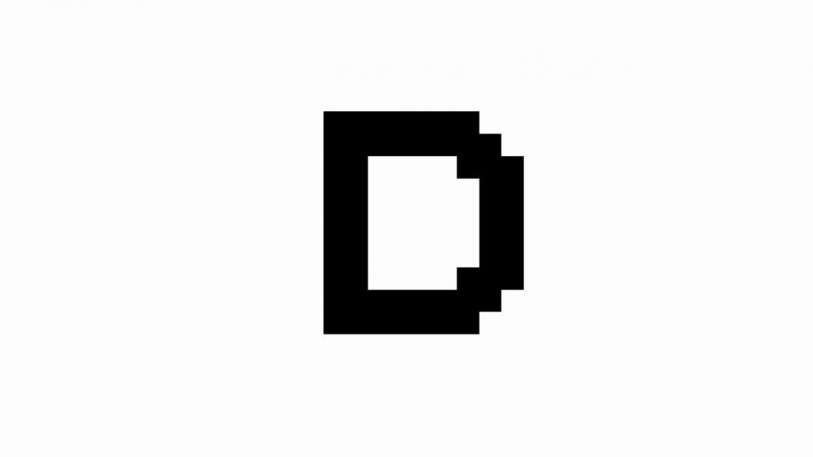 A022[TUP]ドット絵キャンバス(37×21)