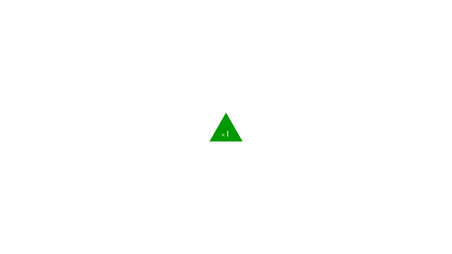 A024[TUP]押すと1回ON/OFFできる三角