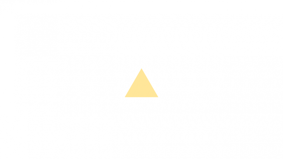 A035[TUP]押すと消え,しばらくして元に戻る三角