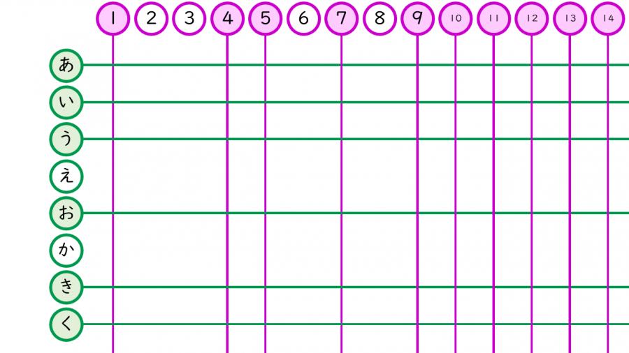 A050[TUP]行と列のヒント